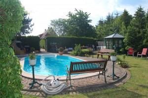 Swimming Pool & Außenbereich